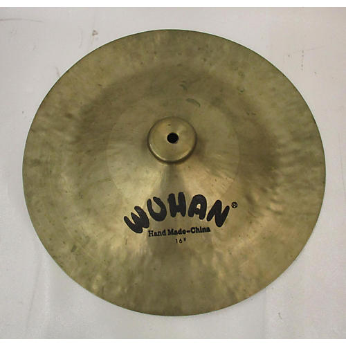 used wuhan 16in china cymbal 36 guitar center. Black Bedroom Furniture Sets. Home Design Ideas