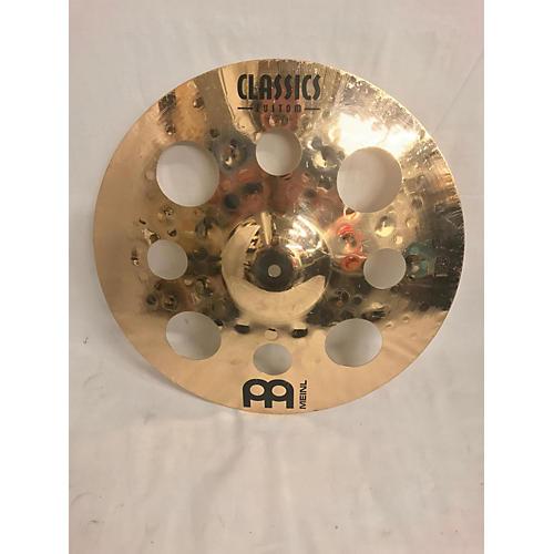 Meinl 16in Classic Custom Trash Crash Brilliant Cymbal