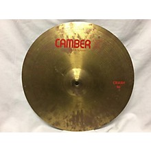 Camber 16in Crash Cymbal Cymbal