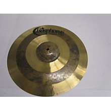 Bosphorus Cymbals 16in Crash Thin Cymbal