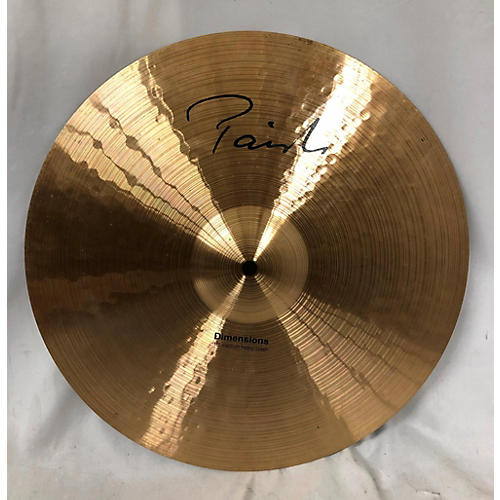 Paiste 16in Dimensions Medium Heavy Crash Cymbal