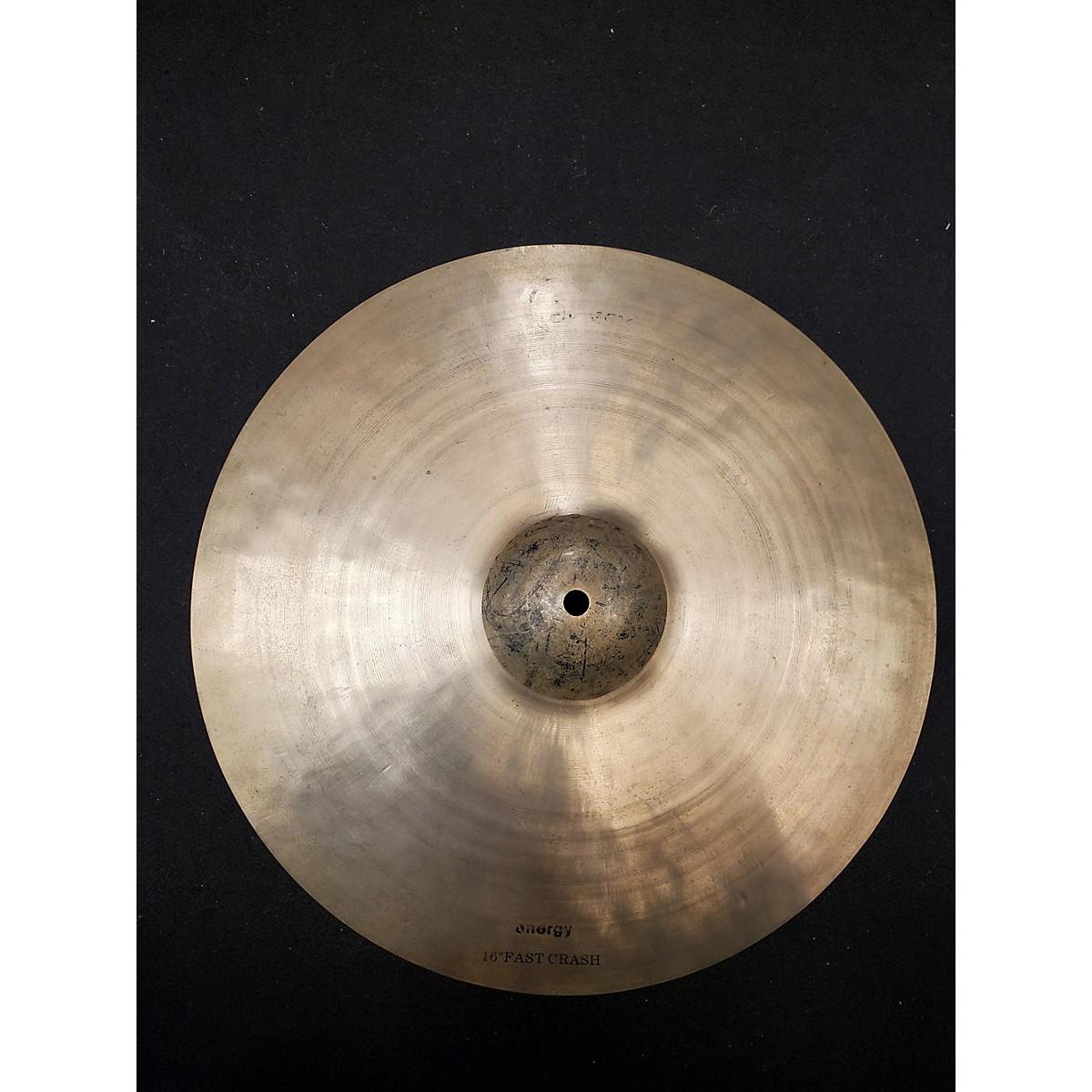 Dream 16in Energy Fast Crash Cymbal