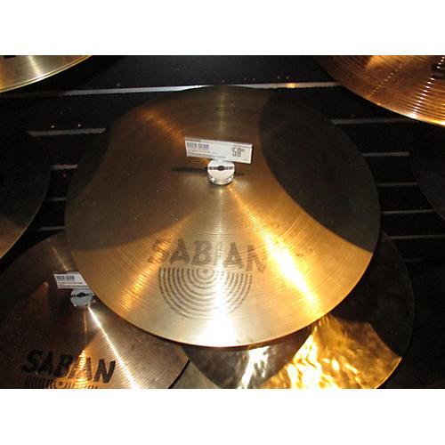 Sabian 16in Flat Bell Cymbal