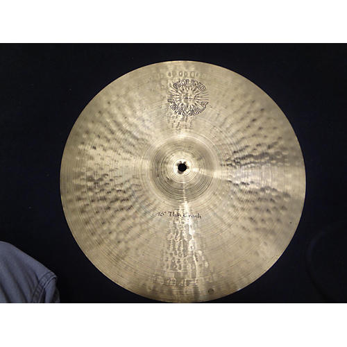 Paiste 16in Formula 602 Classic Sounds Paperthin Crash Cymbal