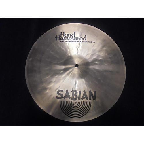 Sabian 16in HH Manhattan Crash Cymbal