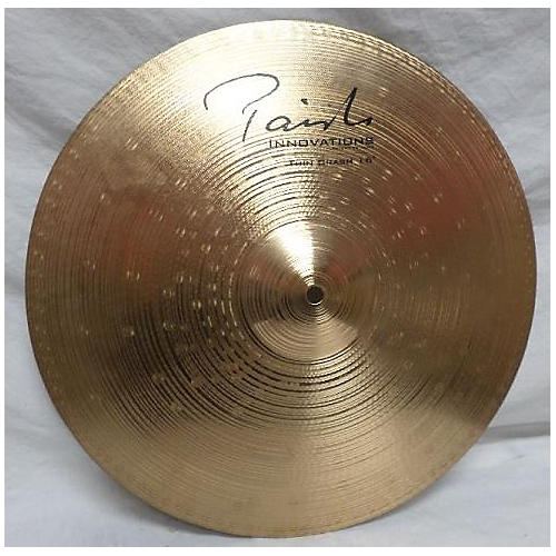 Paiste 16in Innovations Thin Crash Cymbal