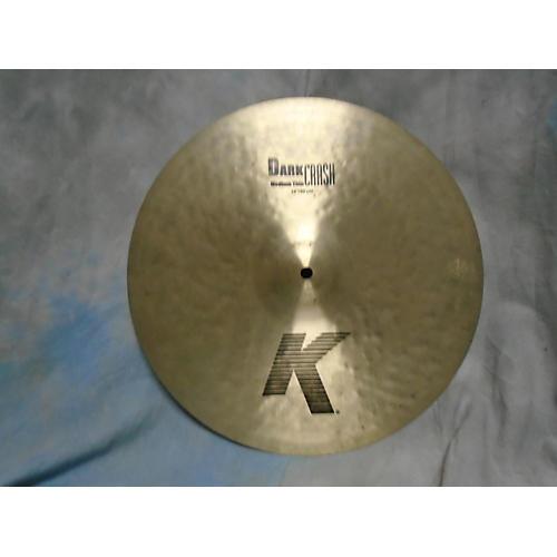 Zildjian 16in K Custom Medium Thin Cymbal