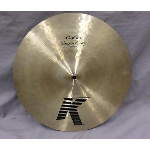 Zildjian 16in K Custom Session Crash Cymbal