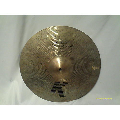 Zildjian 16in K Custom Special Dry Crash Cymbal