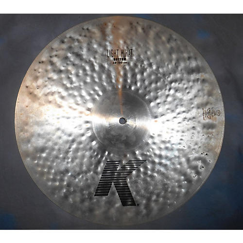 Zildjian 16in K Light Hi Hat Bottom Cymbal