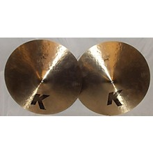 Zildjian 16in K Light Hi Hat Pair Cymbal