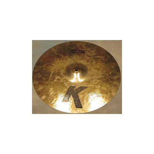 Zildjian 16in K Thin Dark Crash Cymbal
