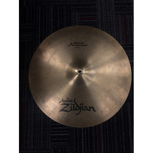 Zildjian 16in MEDIUM THIN CRASH Cymbal
