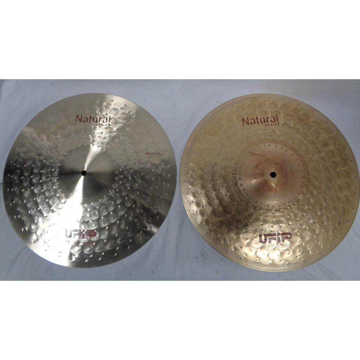 UFIP 16in NATURAL Cymbal