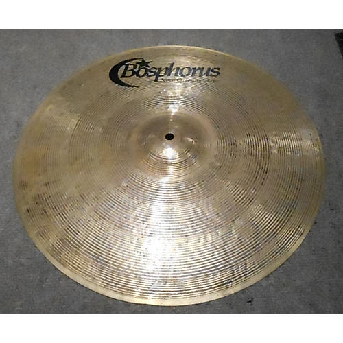 Bosphorus Cymbals 16in New Orleans Series Crash Cymbal
