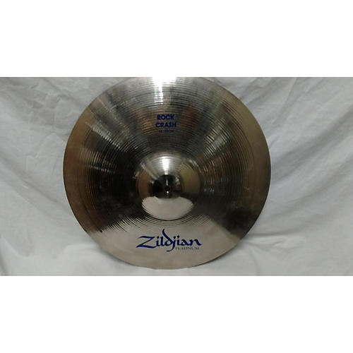 Zildjian 16in Platinum Rock Crash Cymbal