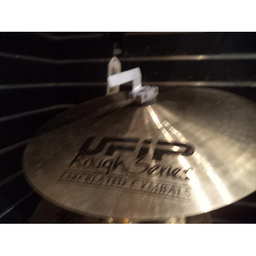 UFIP 16in ROUGH SERIES CRASH Cymbal