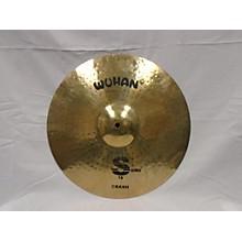 Wuhan 16in S Series Crash Cymbal