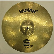 Wuhan 16in S Series Crash Cymbal