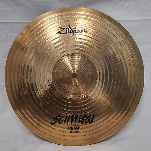 Zildjian 16in SCIMITAR CRASH Cymbal