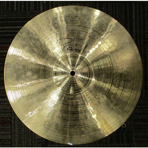 Paiste 16in Signature Fast Crash Cymbal
