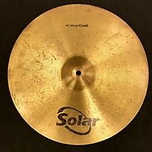 Solar by Sabian 16in Solar Cymbal