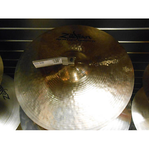 Zildjian 16in Sound Lab Prototype Cymbal