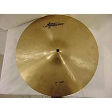 Agazarian 16in Thin Cymbal