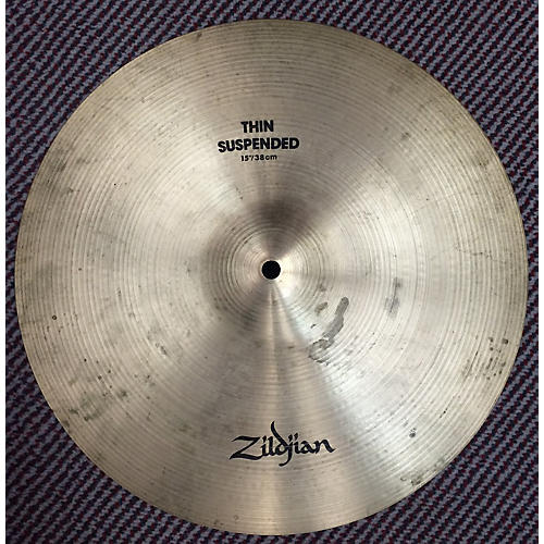 Zildjian 16in Thin Suspended Crash Cymbal