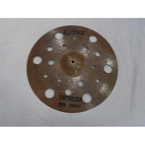 TRX 16in Thunder Drk Crash Cymbal