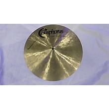 Bosphorus Cymbals 16in Traditional Thin Crash Cymbal
