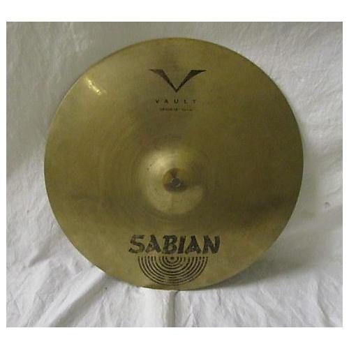 Sabian 16in Vault Crash Cymbal