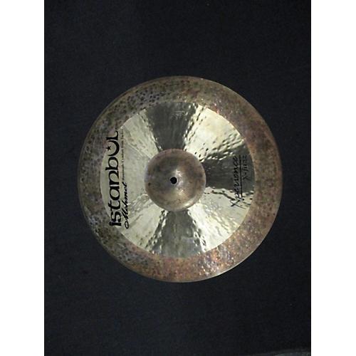 Istanbul Mehmet 16in X-JAZZ Cymbal