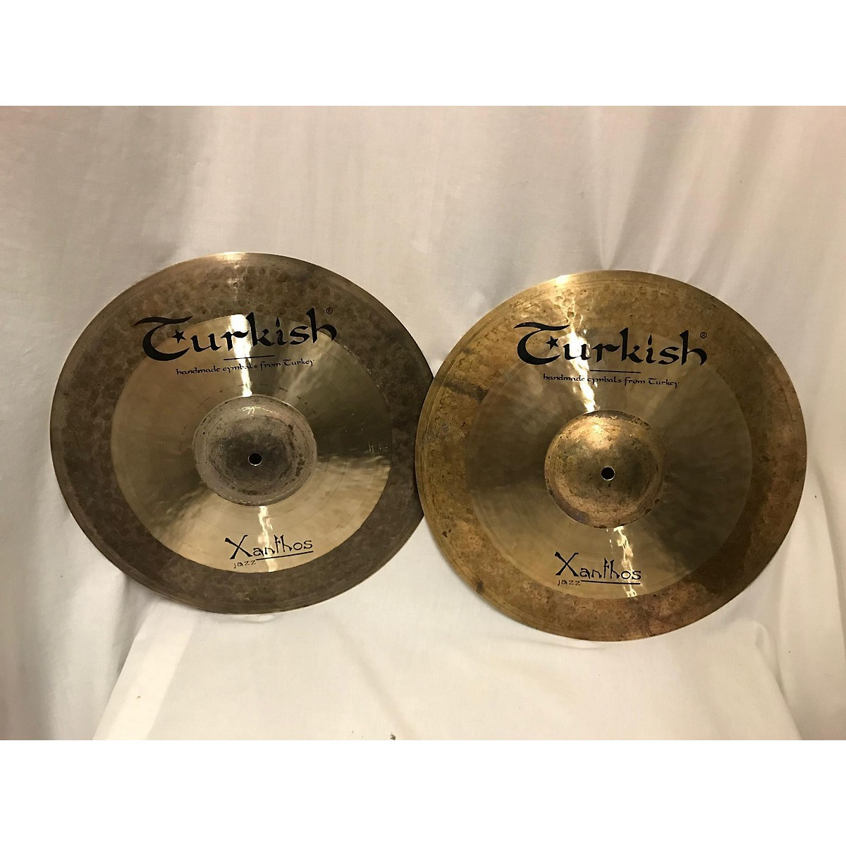 Turkish 16in XANTHOS Cymbal