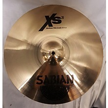 Sabian 16in XS20 Medium Thin Crash Cymbal