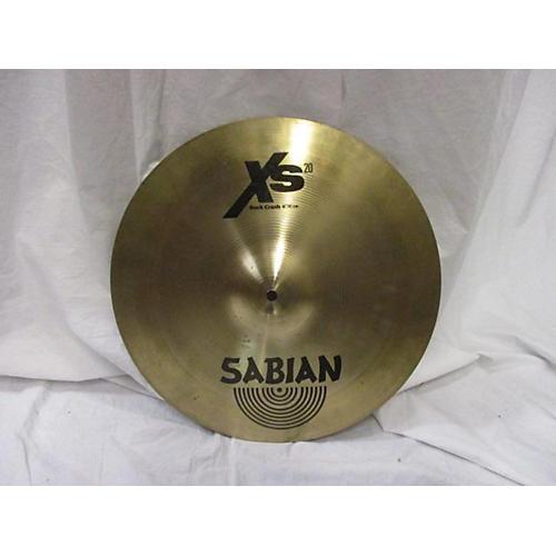 Sabian 16in XS20 Rock Crash Cymbal