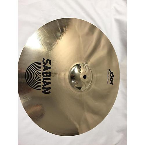 Sabian 16in XSR FAST CRASH 16 Cymbal
