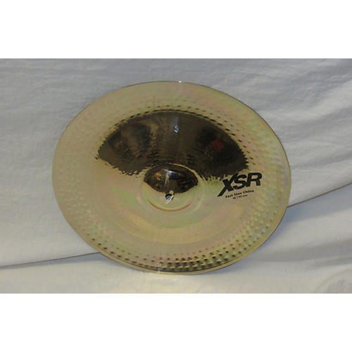 Sabian 16in XSR Fast Stax China