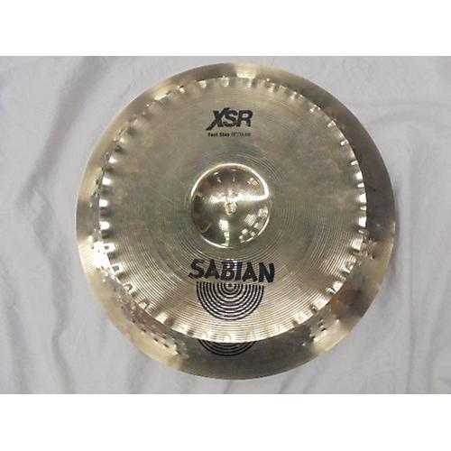 Sabian 16in XSR Fast Stax Cymbal