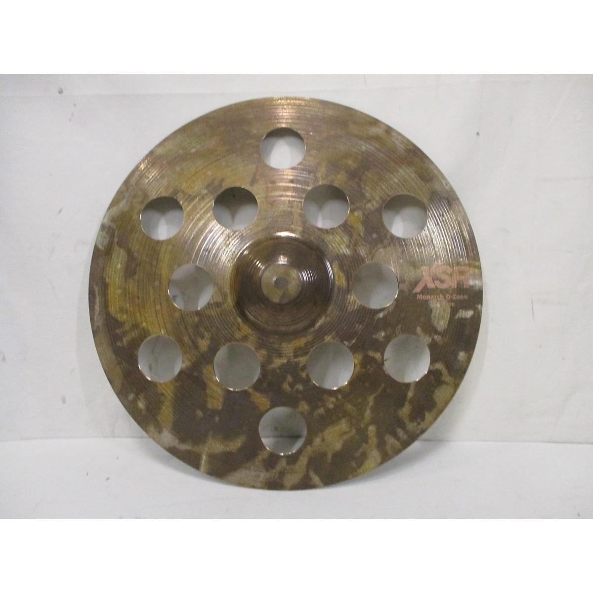 Sabian 16in XSR Monarch Ozone Crash Cymbal