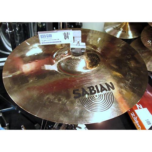 Sabian 16in XSR Rock Crash Cymbal