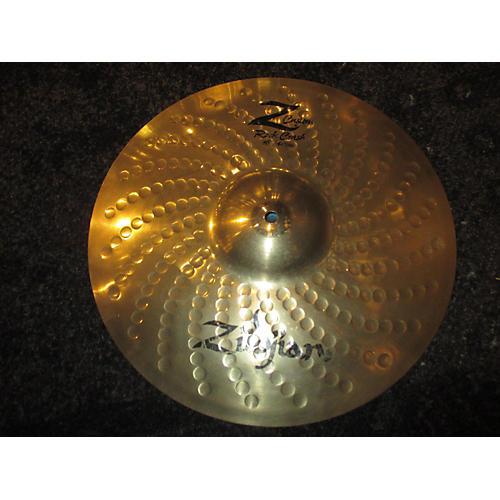 Zildjian 16in Z Custom Rock Crash Cymbal