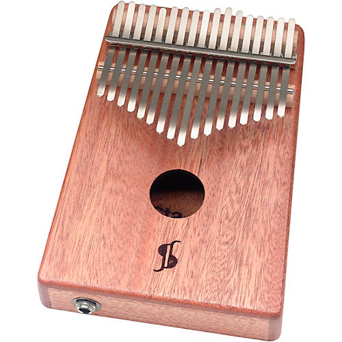 Stagg 17-Note Mahogany Acoustic/Electric Kalimba