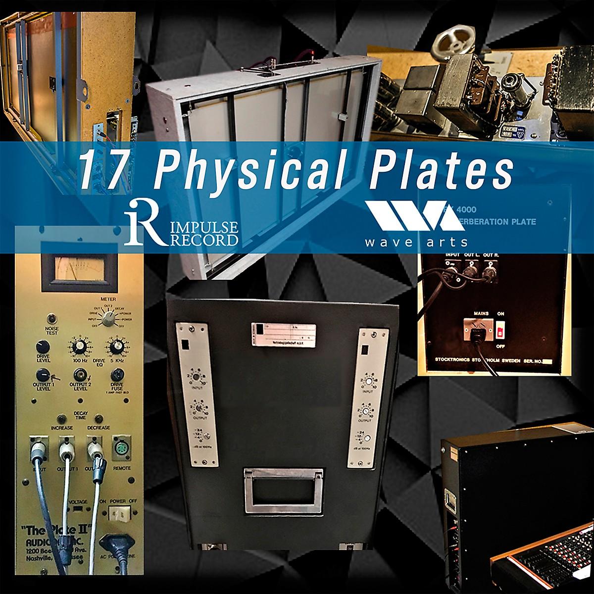 Impulse Record 17 Physical Plates