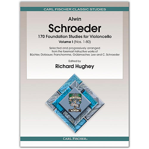 Carl Fischer 170 Foundation Studies Book 1