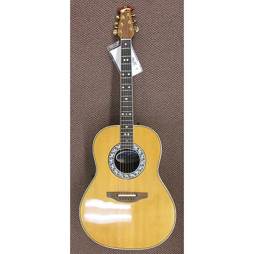 Ovation 1717 Acoustic Electric Guitar