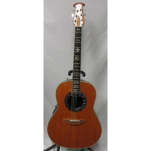 Ovation 1719-30CM 30th Commemorative Custom Legend Acoustic Electric Guitar