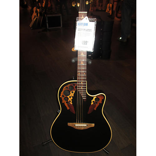 Ovation 1768 Acoustic Electric Guitar