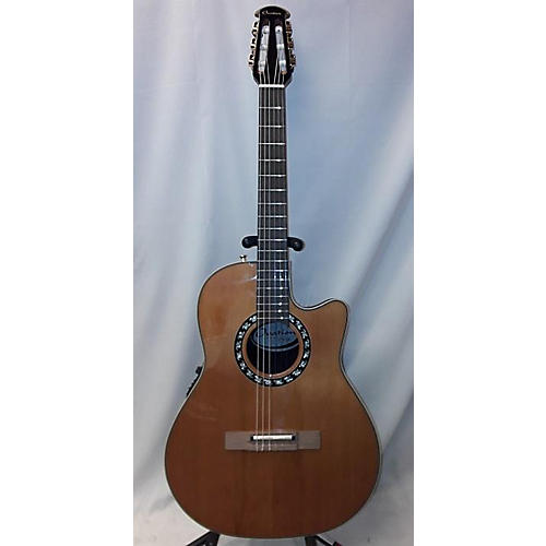 Ovation 1773 AX Classical Acoustic Electric Guitar
