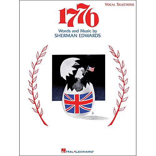 Hal Leonard 1776 Vocal Selections arranged for piano, vocal, and guitar (P/V/G)